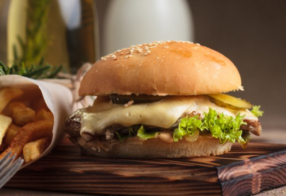 beef burger summer