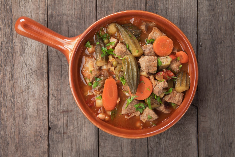 Melt In The Mouth Slow Cooked Pork Casserole