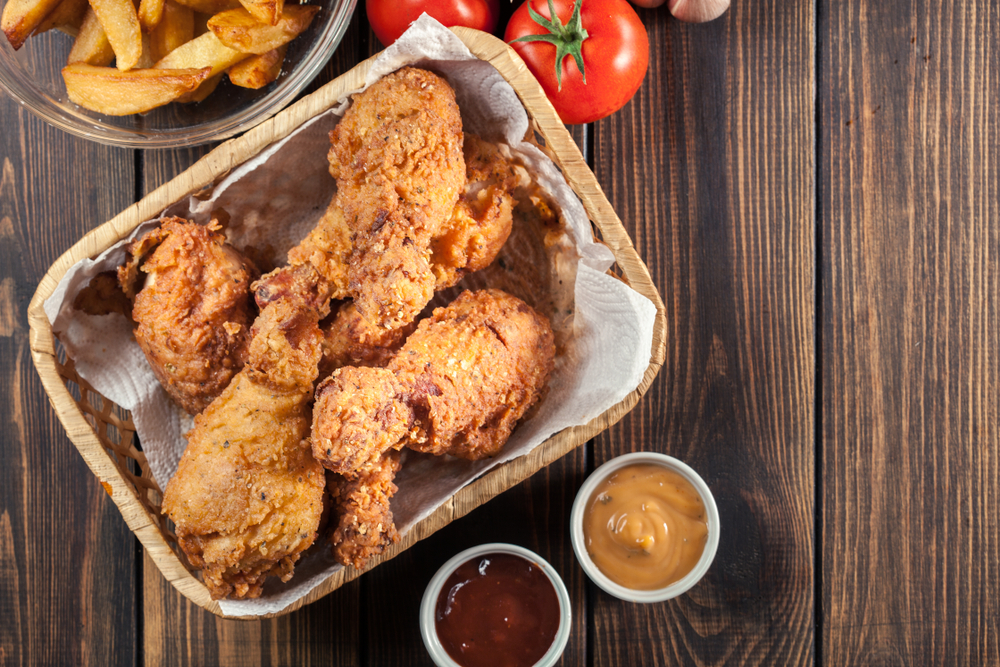 Guilt Free Kentucky Fried Chicken Fakeaway Recipe