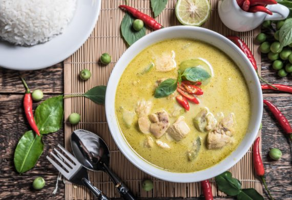 Fakeaway Friday: Chicken Thai Green Curry