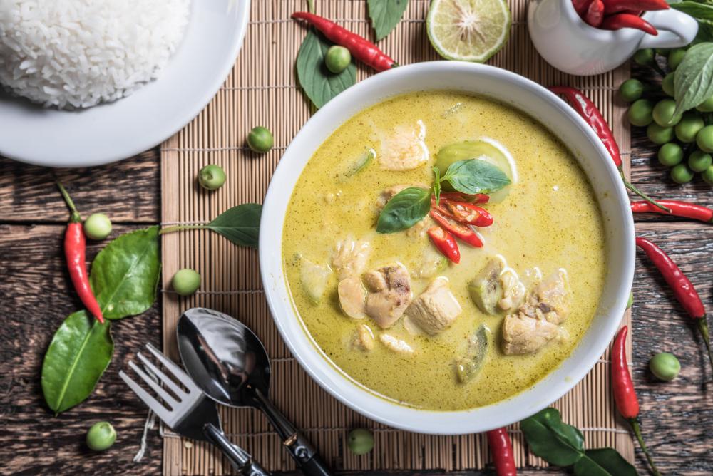 Fakeaway Friday: Chicken Thai Green Curry