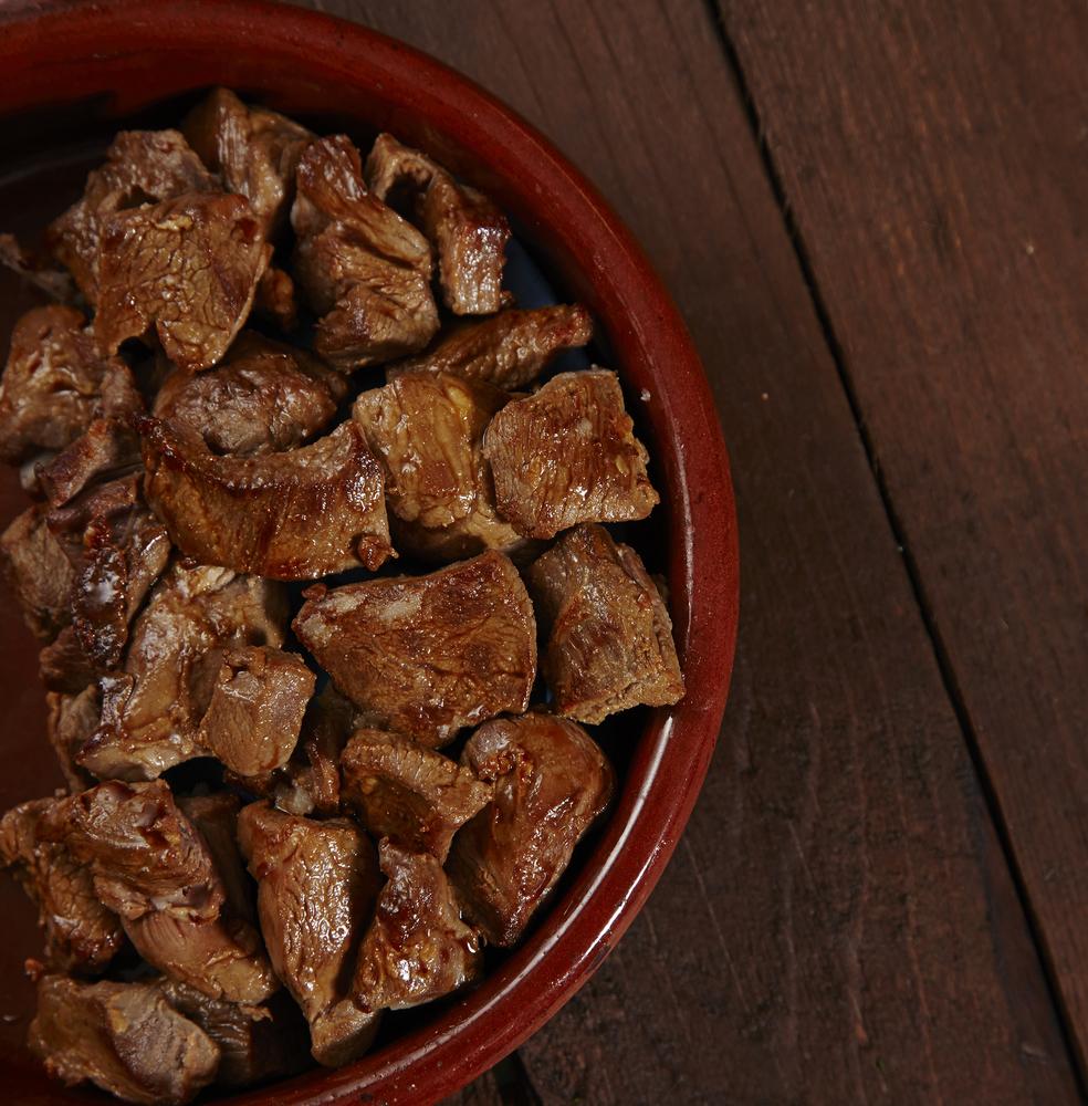 Honey-steak