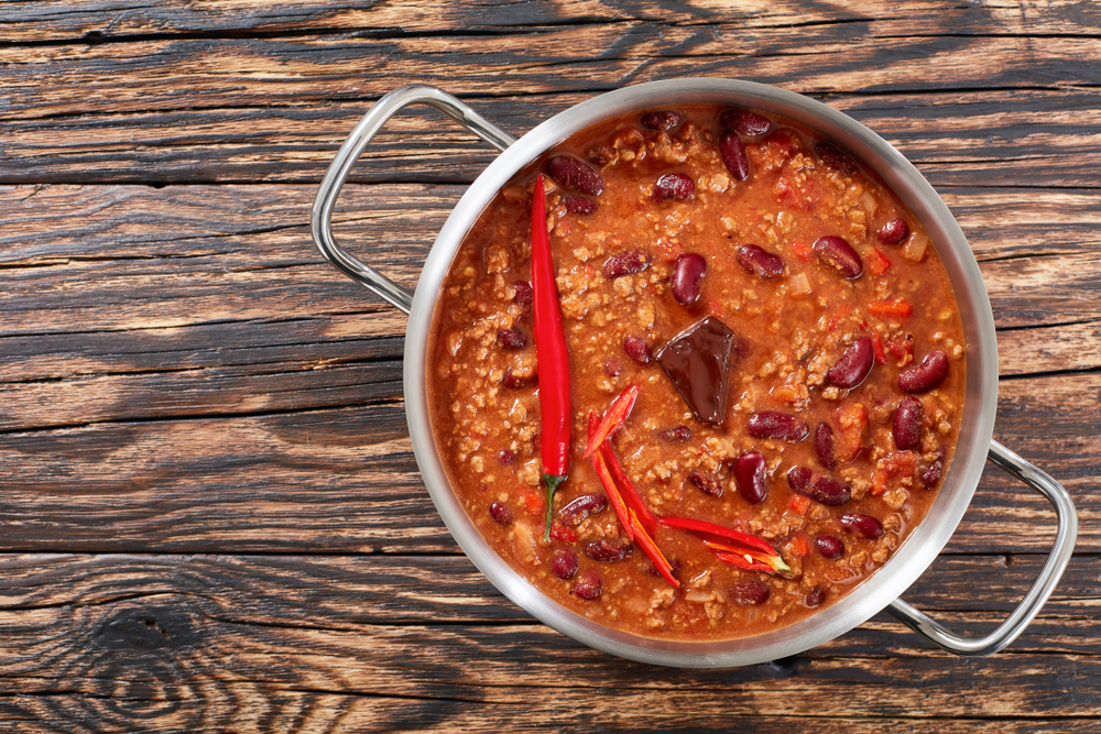 Comforting Chilli Con Carne Recipe