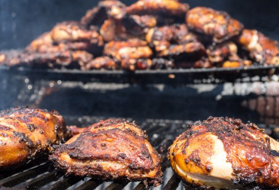 jerk chicken - Barker Butchers