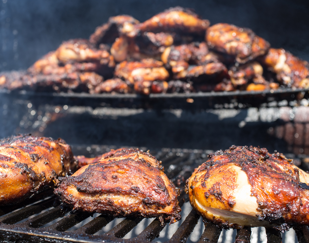 jerk chicken - Barker Butchers