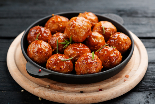meatballs small